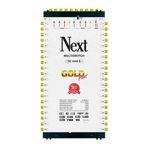 Next Multiswitch YE-10/40-K GOLD PLUS