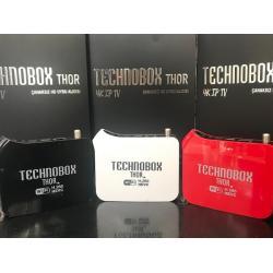 Technobox Thor 4k iptv Çanaksız HD Uydu Alıcısı